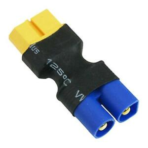 EC3 Male to XT60 Female Adapter RC Connector