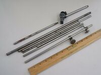 Machinist Lot of 9 Height Gauge Bars/Accessories for Dial Test Indicators L-3529