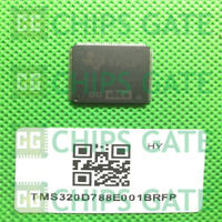 1PCS TMS320D788E001BRFP TQFP-144 Floating-Point Digital Signal Processors