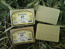 Knossos Greek Pure Olive Oil Soap Olive Chamimile 100g