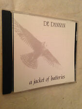 DE DANANN A JACKET OF BATTERIES CMCD066 1988 FOLK