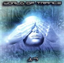 WORLD OF TRANCE - VOLUME  17 / VARIOUS ARTISTS  -  2 CD SET