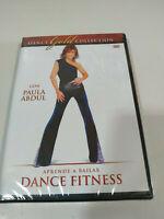 Lernen Auf Tanzen Dance Fitness Paula Abdul Gold Collection DVD Reg All Neu Am