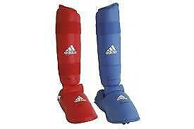 ADIDAS - Shin, Instep & Heel Guard - WKF Approved