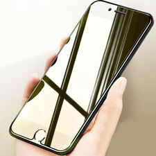 9H Case-Friendly 6D Mirror Effect Temper Glass Screen Film For iPhone XS Max/XR