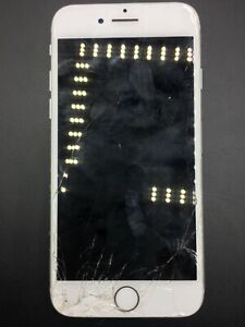 Apple iPhone 7 - Genuine - Silver - Spares Or Repairs - Model A1778