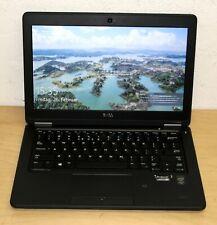 """Dell Latitude E7250 12,5"""" Core i7-5600U 3,10GHz 8 GB RAM 256 GB SSD"""