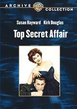 TOP SECRET AFFAIR  (1957 Kirk Douglas) Region Free DVD - Sealed