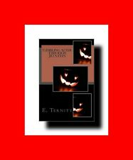 RARE GOTHIC HORROR BOOK TUMBLING AFTER:THROUGH JILL'S EYES-by E.TERNITY%VOLUME 1
