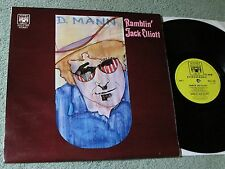 RAMBLIN' JACK ELLIOTT self titled MARBLE ARCH RECORDS LP Stereophonic MALS 1385!