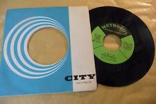 "THE BROTHERS""/IRIS""PRUDENZA/BRINA E NEBBIA-DISCO 45 METROPOL It 1968""BEAT"