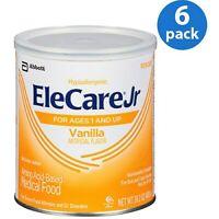Elecare Jr Junior Vanilla Hypoallergenic Infant Formula ...