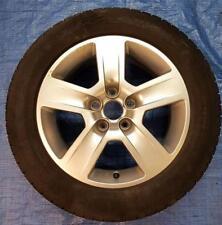 """1x OEM AUDI A4 A6 16"""" X-RAY ruota in lega PCD5x112mm 7Jx16H2 ET42 + PNEUMATICO 215/55 R16"""
