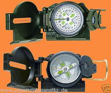 Herbertz Ranger Brújula Rangerkompass Caminar Orientación Metal O Plástico