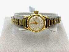 Ladies Huguenin gold plated Machanical Automatic watch 1970's