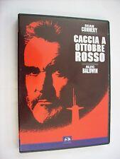 CACCIA A OTTOBRE ROSSO - DVD NUOVO - SEAN CONNERY - ALEX BALDWIN