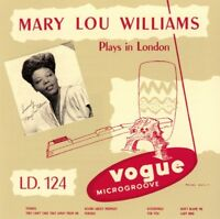 MARY LOU WILLIAMS - MARY LOU WILLIAMS PLAYS IN LONDON   CD NEW
