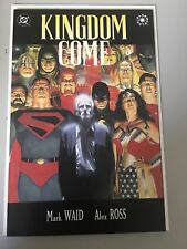 Kingdom Come (1996 First Printing) #2 Signed by Mark Waid NM Near Mint