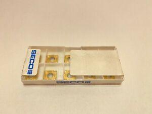 10x SECO    Wendeplatten   SNHQ 110312TR4-M07    F40M   NEU mit Rechnung!!!