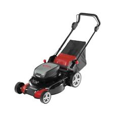 NEW!! OREGON LM400 CORDLESS DUAL BATTERY LAWNMOWER STEEL DECK TOOL ONLY