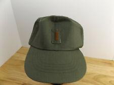 Vintage Vietnam Era Second Lieutenant Hot Weather Cap 7 1/4 One Bar OD Green
