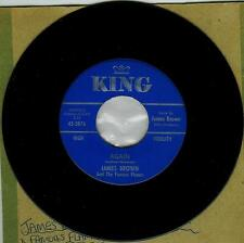 JAMES BROWN & THE FAMOUS FLAMES AGAIN / HOW LONG DARLING US KING GREAT COPY