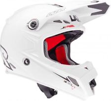 LAZER MX8-PURE GLASS X-LINE PLAIN WHITE SMALL Motocross Helmet MX Enduro