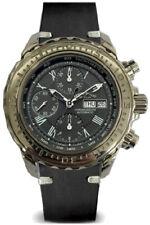 Armand Nicolet Automatic Watch Mens Chronograph 9258A-NR-PK2140NR New