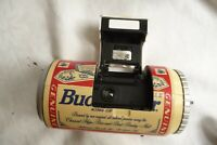 BUDWEISER camera 13x7cm can size RARE - perfect working order  ..U4
