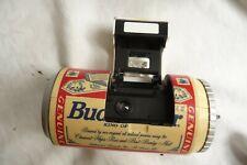 BUDWEISER camera 13x7cm can size RARE - perfect working order  ..U4
