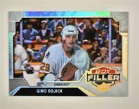 2020-21 UD Series 2 Box Filler #BF-21 Gino Odjick - Vancouver Canucks