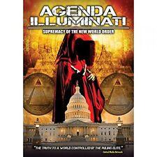 AGENDA ILLUMINATI Supremacy of New World Order DVD in Inglese NEW .cp