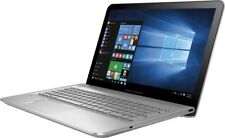 "Refurbished HP Natural Silver 15.6"" Envy Laptop PC with Intel Core i5-5200U Proc"