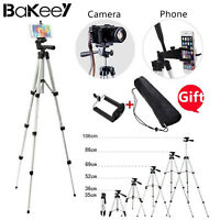 Bakeey Professional Camera DSLR Camcorder Phone Adjustable Tripod Stand Holder
