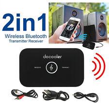 3.5mm Bluetooth Trasmettitore/Ricevitore Audio per TV/PC/MP3/Cuffie/Speaker P1L0