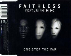 FAITHLESS ONE STEP TO FAR     Cd 53