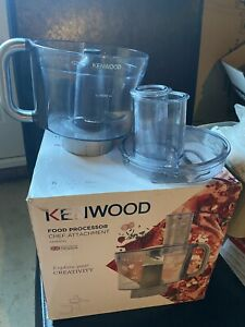 Kenwood Chef Food Processor Attachment KAH647PL No Discs Included