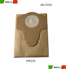 3 Sacchetto per aspirapolvere per ALUTEC NTS 20 30 K e EW KW ntsr