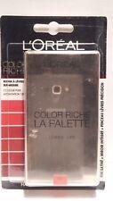 Color Riche La Palette Red Lèvres L'Oréal