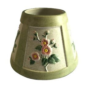 Yankee Candle Garden Flowers Spring Floral Jar Candle Large Lamp Shade Topper