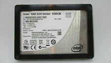 "Intel SSD 320 SERIES 600GB SSDSA2CW600G3 2.5"" 3GB/S SATA SSD 600G 5V 1A"