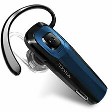 New listing Toorun M26 Bluetooth Headset V4.1 with Noise Cancelling Mic - Blue