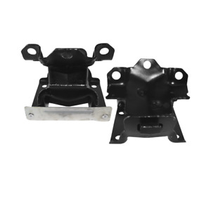 Engine Motor Mounts Front Set 4.3 L for 1999-2013 Chevrolet Silverado GMC Sierra