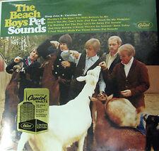 BEACH BOYS LP Pet Sounds 180 Gram Audiophile SEALED Mono Capital Limited Edition