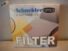 New Schneider Optics 5x5 Hollywood Black Magic 1/4 Optical Flat Glass Filter