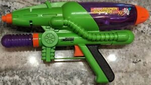 Vintage Super Soaker XP 40 Water Gun 1996 - TESTED WORKS