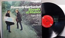 "Simon & Garfunkel ""Sounds Of Silence"" 2 Eye Stereo in shrink with hype sticker"