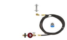 EasyFirePits CK Kit; Basic DIY Build Your Own Propane Fire Pit Kit less burner