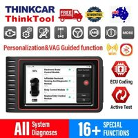 Launch Car TPMS Programming OBD2 Diagnosic Scanner w/ 35 Softwares 1 Year Free
