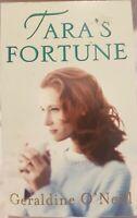 Tara's Fortune Geraldine O'neil PaTara's Fortune Geraldine O'neil Paperback 1988